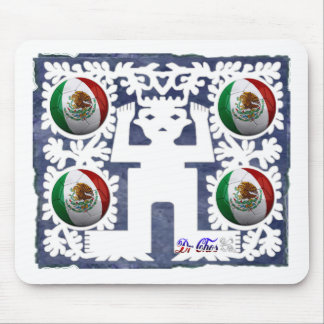 SEED SPIRITS, SAN PABLITO, ROSA MEXICANA CUSTOMIZ MOUSEPADS