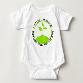 Seeds Baby Bodysuit