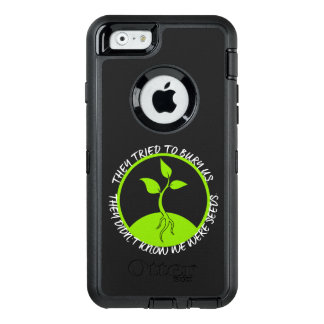 Seeds iPhone & Samsung Otterbox Case
