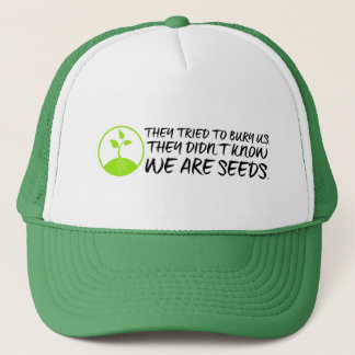 Seeds Trucker Hat