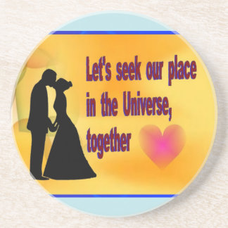 Seek our Place in Universe Coaster