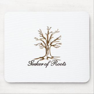 Seeker of Roots Mouse Pad