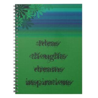 Seeking Calm Notebook