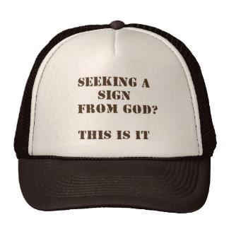 seeking cap