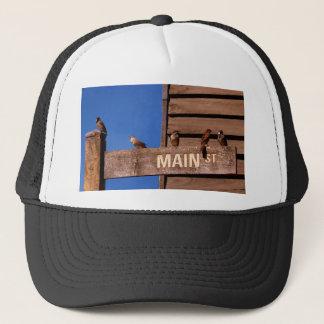 Seeking Direction Trucker Hat