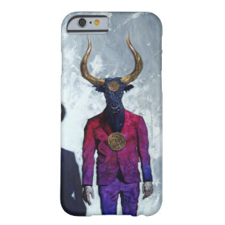 Seeking The Minotaur Barely There iPhone 6 Case