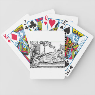 Seele Entweicht - Soul Leaving Body Bicycle Playing Cards