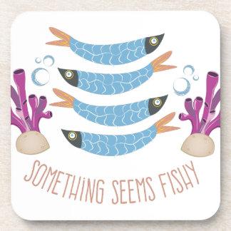 Seems Fishy Coaster