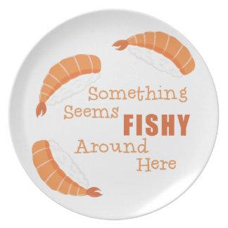 Seems Fishy Plate