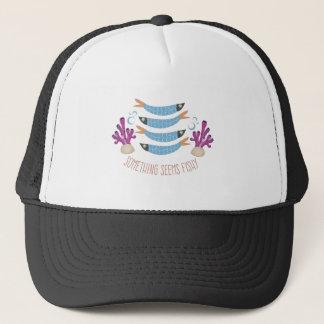 Seems Fishy Trucker Hat