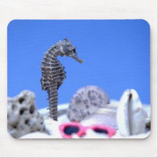 Seepferdchen Mouse Pad