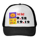 Seet Deh! Mesh Hat