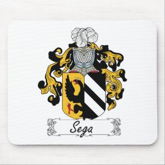 Sega Family Crest Mouse Mat
