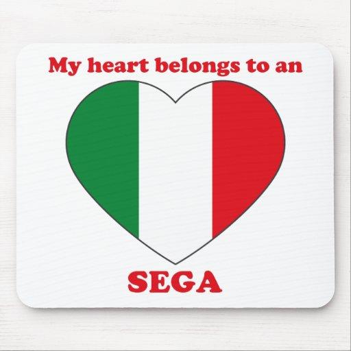 Sega Mouse Mat