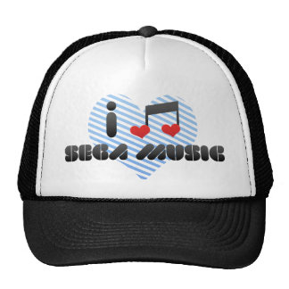 Sega Music Mesh Hat