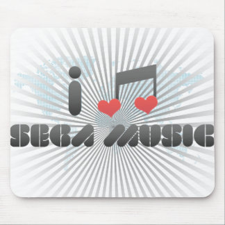Sega Music Mouse Pads