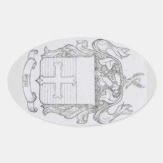 Segar Crest Sticker