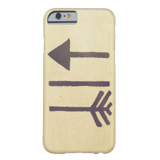 Segmented Arrow By Megaflora Barely There iPhone 6 Case