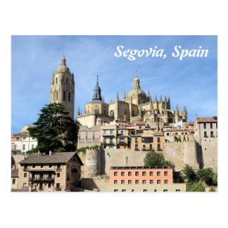 Segovia, Spain 2014 Calendar Postcard