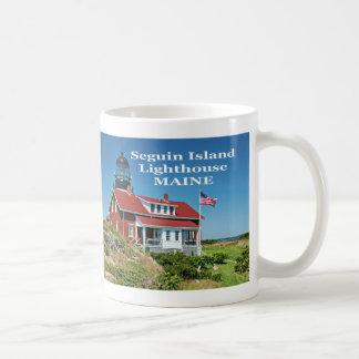 Seguin Island Lighthouse, Maine Mug