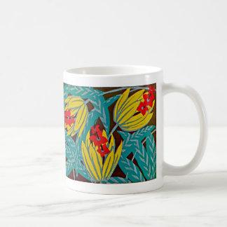 Seguy's Art Deco #12 at Emporio Moffa Basic White Mug