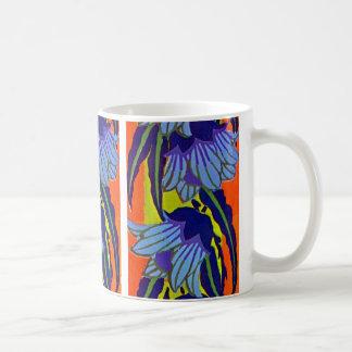 Seguy's Art Deco #4 at Emporio Moffa Basic White Mug