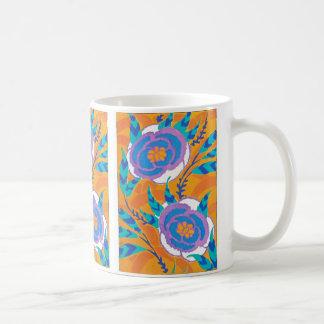 Seguy's Art Deco #5 at Emporio Moffa Basic White Mug