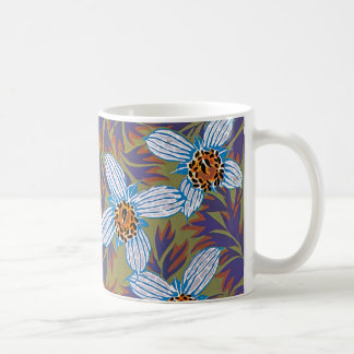 Seguy's Art Deco #7 at Emporio Moffa Basic White Mug