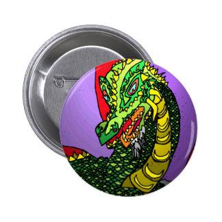 Seibold designs 6 cm round badge