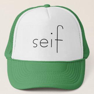 seif 2.0 trucker hat