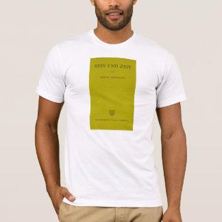 Sein Und Zeit / Being and Time Heidegger Yellow T-Shirt