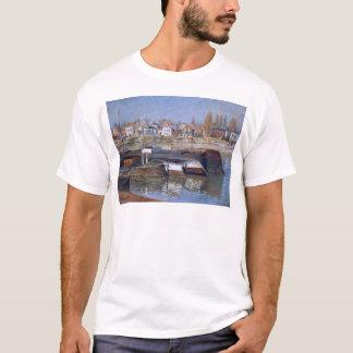 Seine at Asnieres by Claude Monet T-Shirt