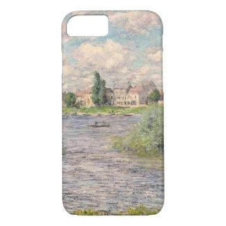 Seine at Lavacourt iPhone 8/7 Case