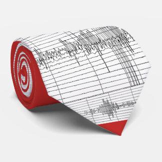 Seismograms Rock 3 Tie