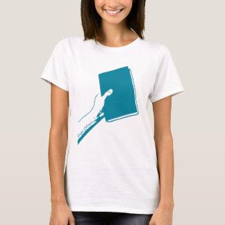 Seize the Book (Teal) T-Shirt