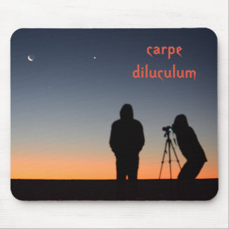 Seize the Dawn Mouse Pad