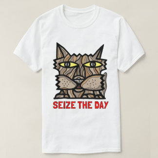 """""""Seize the Day"""" Men's Shirt"""