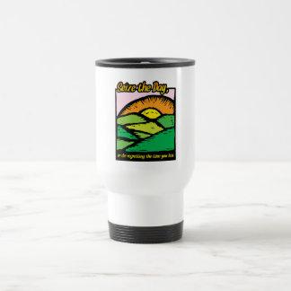 Seize The Day... Travel Mug
