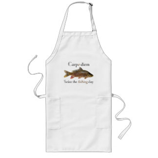 Seize The Fishing Day - BBQ Apron