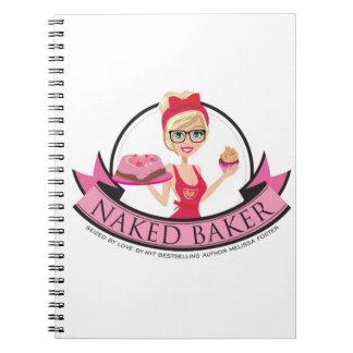 Seized by Love Baker Notebook