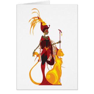 Sekhmet Cards