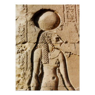Sekhmet cat goddess of Upper Egypt Poster
