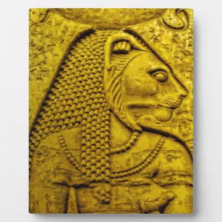 Sekhmet Plaque