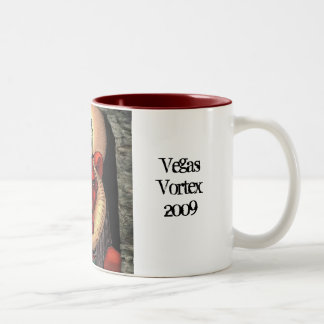 Sekhmet, Vegas Vortex 2009 Two-Tone Coffee Mug
