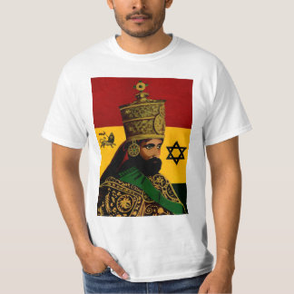 Selassie Crown Shirt