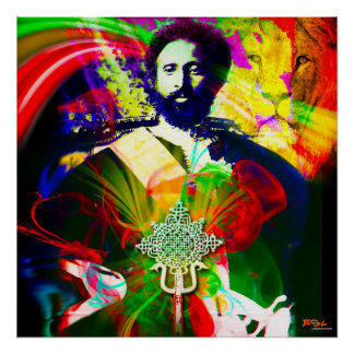 Selassie Poster