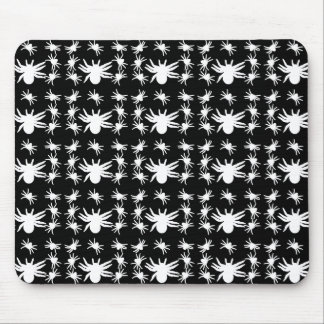 Select Your Color Spider Grid Pattern Mouse Pad