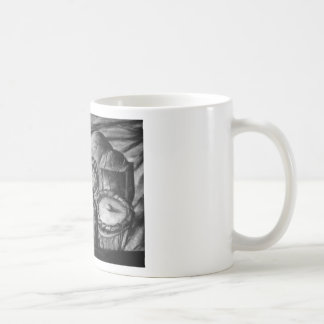 Selection of cakes coffee mug