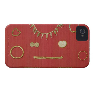 Selection of jewellery, Harappa, 2300-1750 BC iPhone 4 Case-Mate Cases