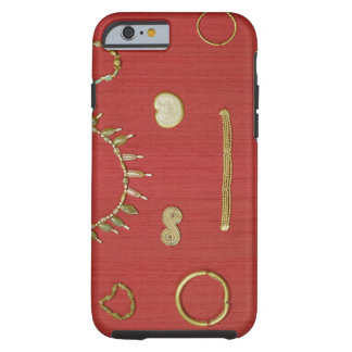 Selection of jewellery, Harappa, 2300-1750 BC Tough iPhone 6 Case